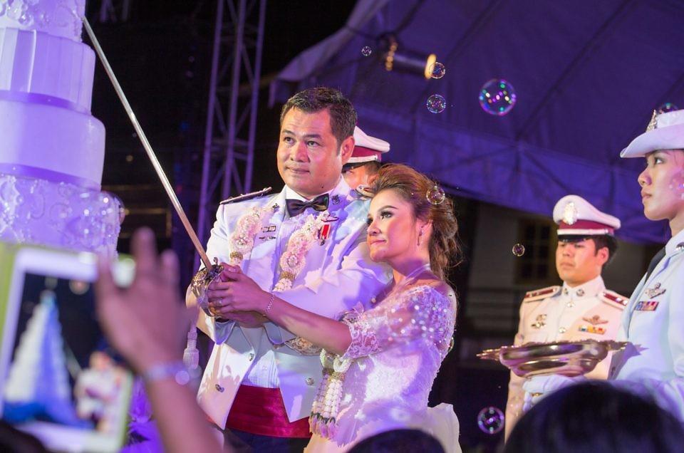 Thailändische Hochzeit von Umakorn & Jirawat in der Provinz Phang Nga