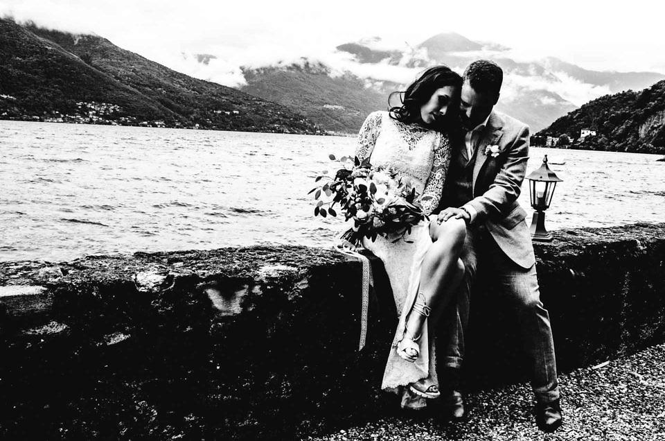 Hochzeit von Julia und Oli am Lago Maggiore