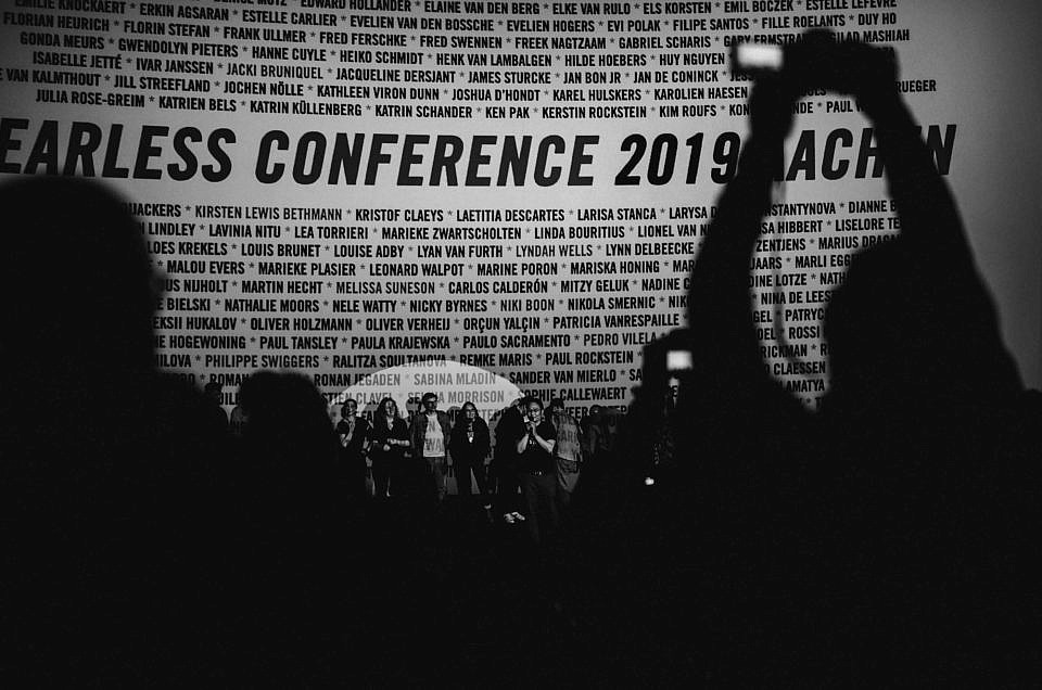 Fearless Conference 2019 Aachen