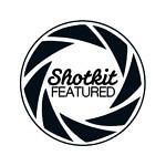 Shotkit Badge Black